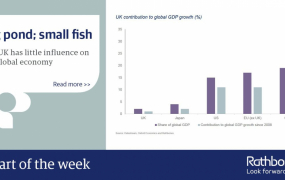 Chart of the Week: Big pond; small fish